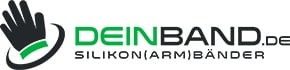 DEINBAND.de | Individuelle Silikonarmbänder Logo