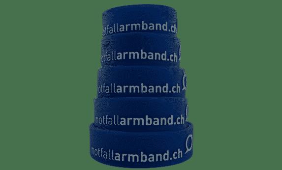 Silikonband Verschiedene Laengen